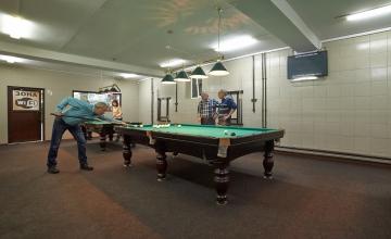 Бильярд в Кольчугино - развлекательный центр Планета