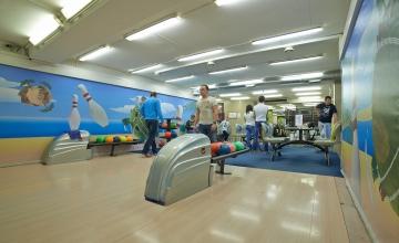 Боулинг в Кольчугино - развлекательный центр Планета