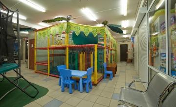Развлечения для детей, досуг в Кольчугино - развлекательный центр Планета