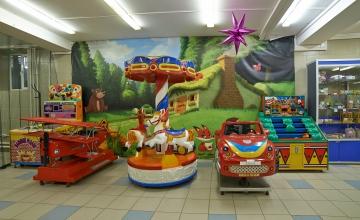 Игровые автоматы в Кольчугино - развлекательный центр Планета