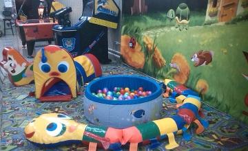 Детская комната - развлечения для детей в Кольчугино