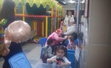 Детские праздники в Кольчугино - развлекательный центр Планета